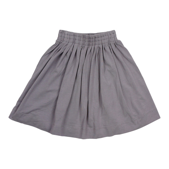 Teela Girls' Grey Summer Skirt