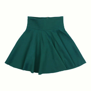 Teela Girls' Hunter Circle Ponte Skirt