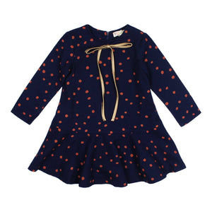 Teela Girls' LEAH Polka Dot Dress