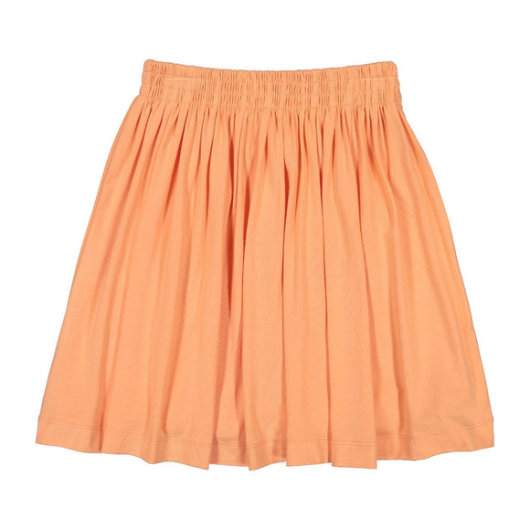Teela Girls' Persimmon Summer Skirt