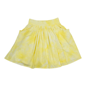 Teela Girls' Popcorn Tie Dye Skirt