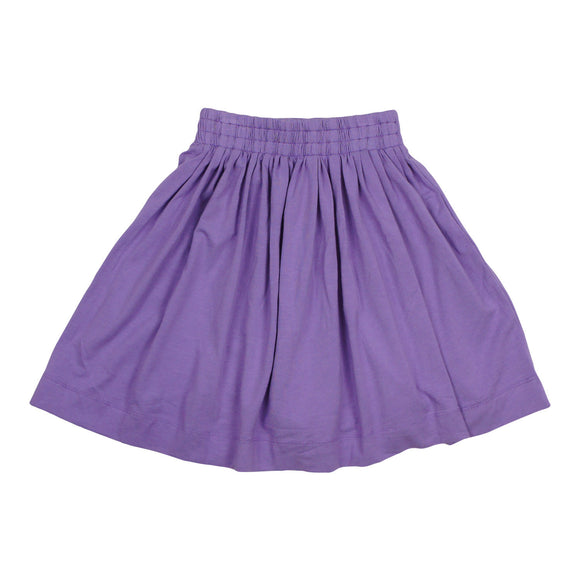 Teela Girls' Purple Summer Skirt