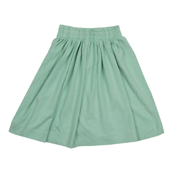 Teela Girls' Sea Green Summer Skirt