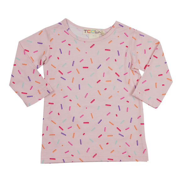 Teela Girls' Sprinkles T-Shirt