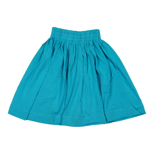 Teela Turquoise Summer Skirt - Young Timers Boutique