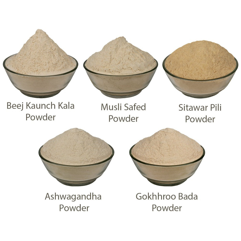 Musli Safed Powder