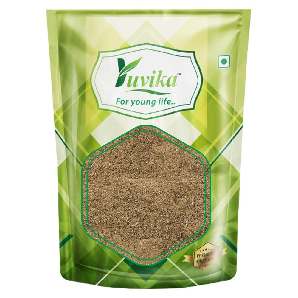 YUVIKA Tulsi Patta Powder - Ocimum Sanctum - Tulsi Leaves Powder - Sindhi Kachri
