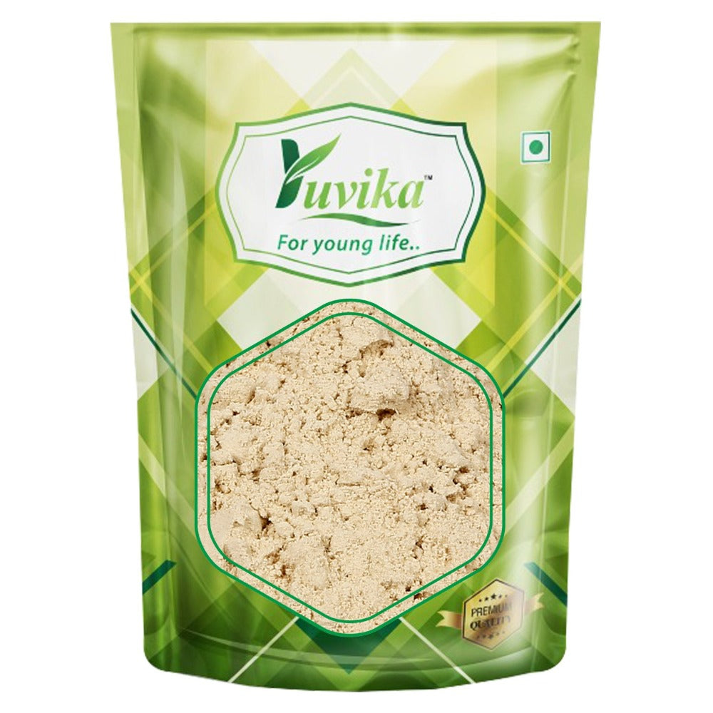 YUVIKA Sonth Powder - Zingiber Officinale - Dry Ginger Powder - Sindhi Kachri