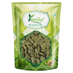 YUVIKA Flax Seeds, Pumpkin Seeds and Sunflower Seeds