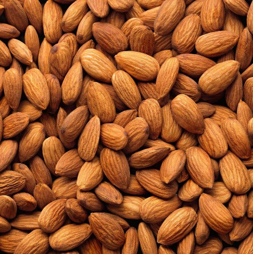 YUVIKA Premium Quality Sanora Jumbo Almonds (Badam) 500 Grams Pack of 2