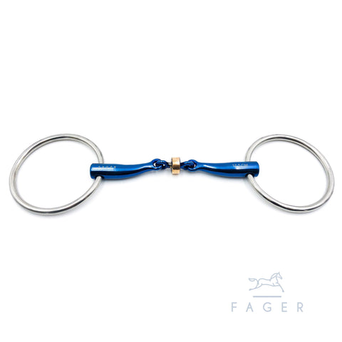 Fager Sally Bit - Loose Ring & Fixed Ring