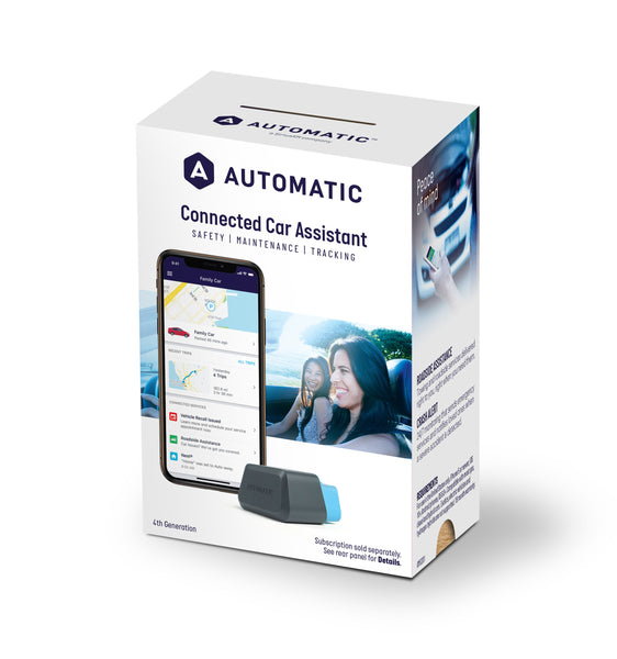 Automatic Connected Car Assistant