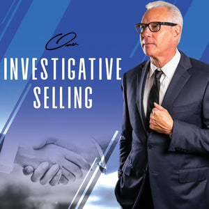 INVESTIGATIVE SELLING AUDIO SYSTEM W/ WORKBOOK