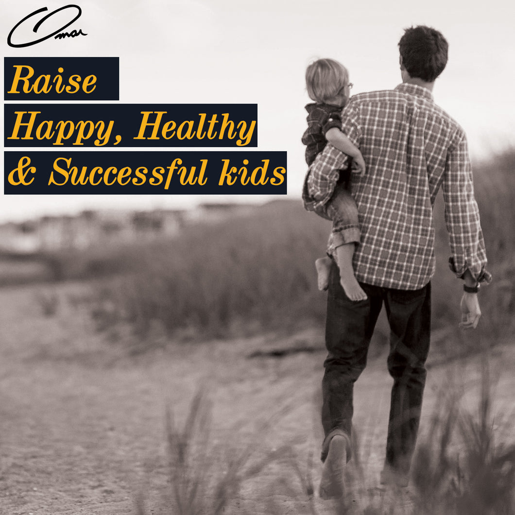 RAISE HAPPY, HEALTHY, SUCCESSFUL KIDS AUDIO SYSTEM