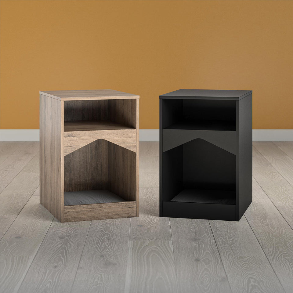 Roscoe Cat House End Table