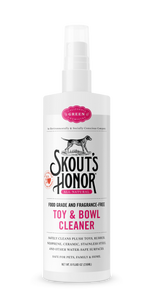 Skout's Honor Toy & Bowl Cleaner