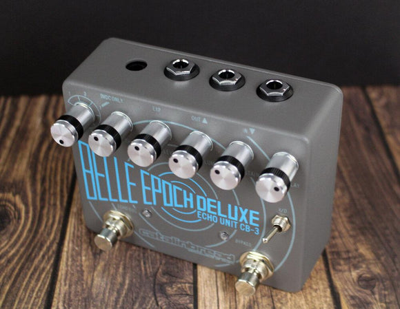 Catalinbread Belle Epoch Deluxe CB3 Dual Tape Echo Emulation - Dynamic Pedals