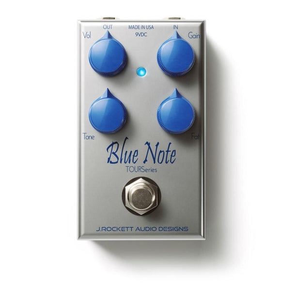 J. Rockett Blue Note Tour Series Overdrive OD - Dynamic Pedals