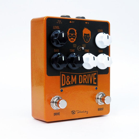 Keeley D&M Drive Overdrive Boost - Dynamic Pedals