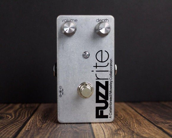 Catalinbread Fuzzrite Fuzz Pedal - Dynamic Pedals