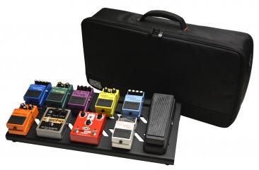 Gator GPB-BAK-1 Large Black Pedal Board With Case