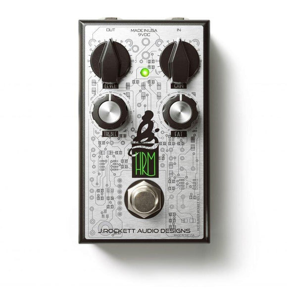 J. Rockett Hot Rubber Monkey HRM Overdrive OD - Dynamic Pedals