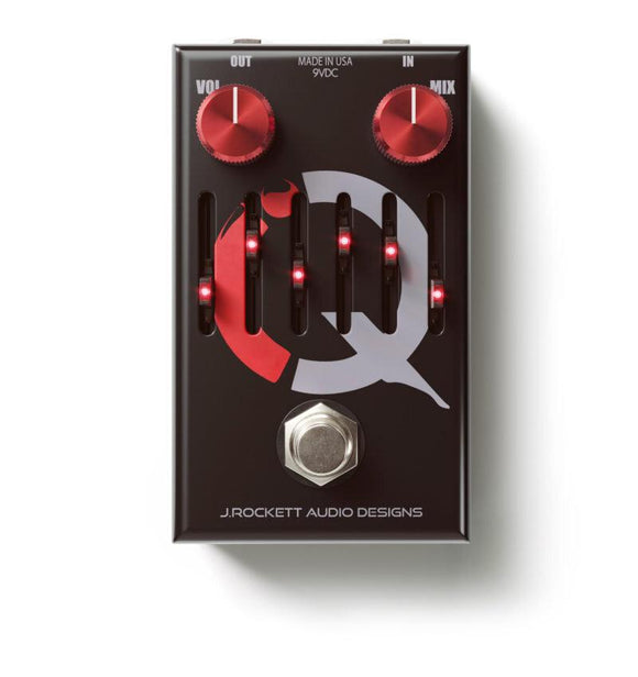 J. Rockett I.Q. Compressor EQ - Dynamic Pedals