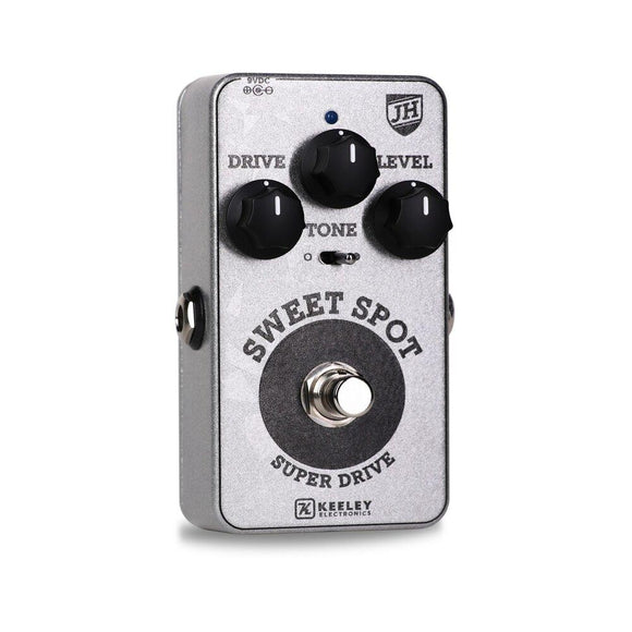 Keeley Custom Shop Johnny Hiland Sweet Spot Super Drive Guitar Pedal LIMITED EDITION - Dynamic Pedals