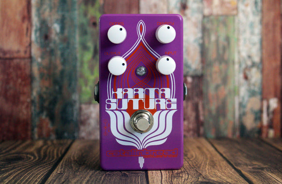 Catalinbread Karma Suture GE Germanium Fuzz Guitar Effect Pedal NEW - Dynamic Pedals