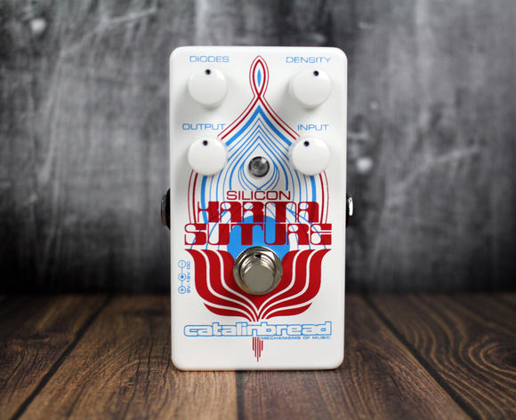 Catalinbread Karma Suture Si Hot Silicon Fuzz Guitar Effect Pedal - Dynamic Pedals