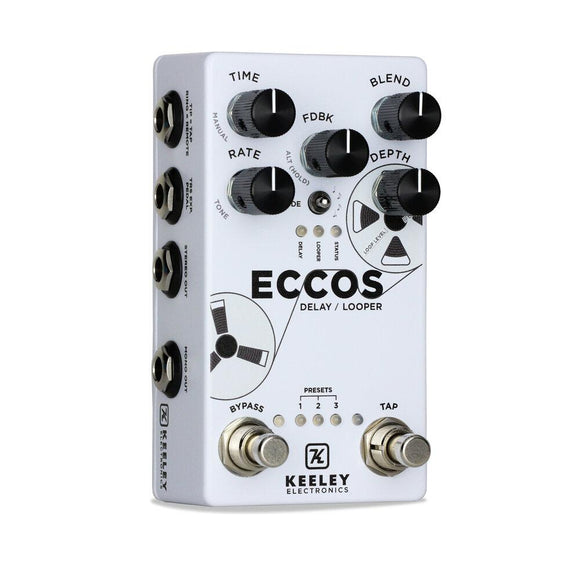 Keeley Eccos Delay / Looper - Dynamic Pedals