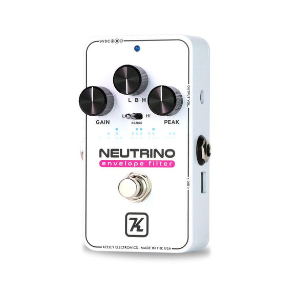 Keeley Neutrino V2 Envelope Filter - Dynamic Pedals