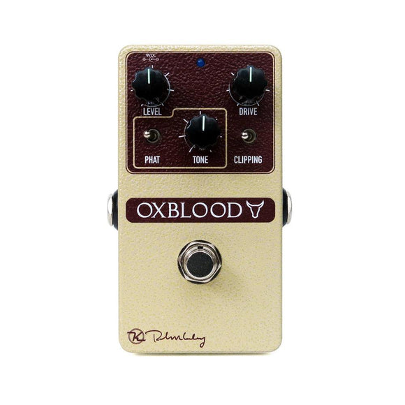 Keeley Oxblood Overdrive/Distortion - Dynamic Pedals