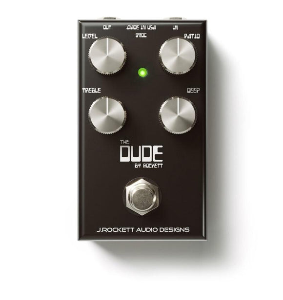 J. Rockett The Dude Overdrive OD - Dynamic Pedals