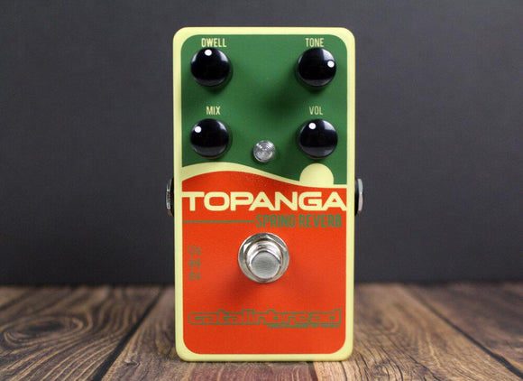 Catalinbread Topanga Spring Reverb - Dynamic Pedals