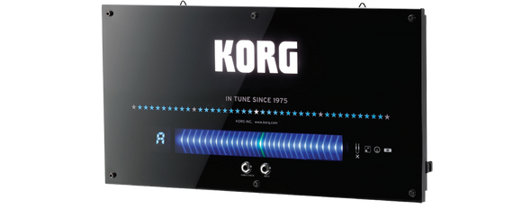 Korg WDT-1 Wall Display Mountable Chromatic Digital Tuner With Wireless Adapter - Dynamic Pedals