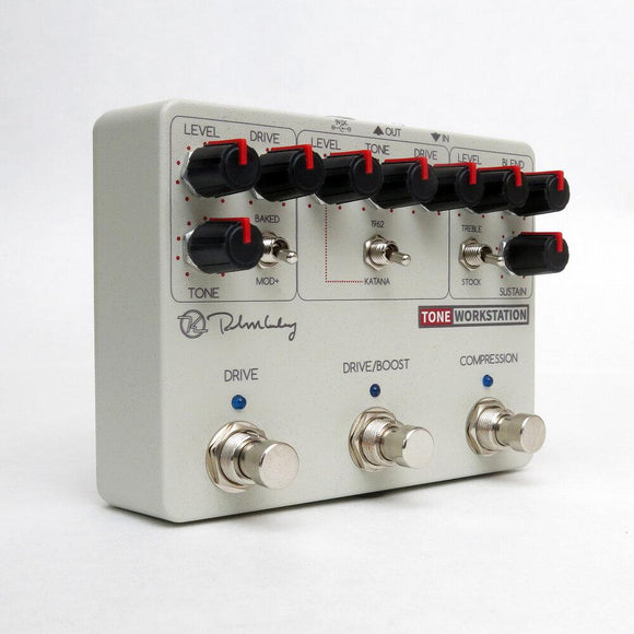 Keeley Tone Workstation - Dynamic Pedals