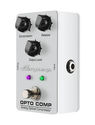 Ampeg Opto-Comp Bass Compressor - Dynamic Pedals