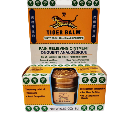 Tiger Balm - Pain Relieving Ointment | great-china-herbs-centre |