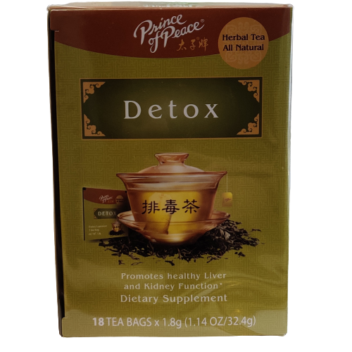 Prince of Peace Detox Tea