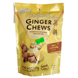 Prince of Peace Original Ginger Chews