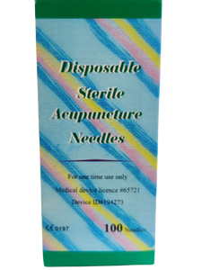 Disposable Sterile Acunpuncture Needles