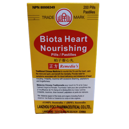 Biota Heart Nourishing