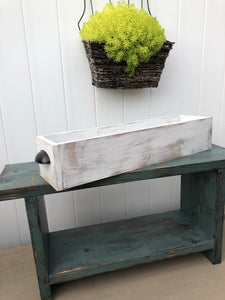 Farmhouse Tray Box