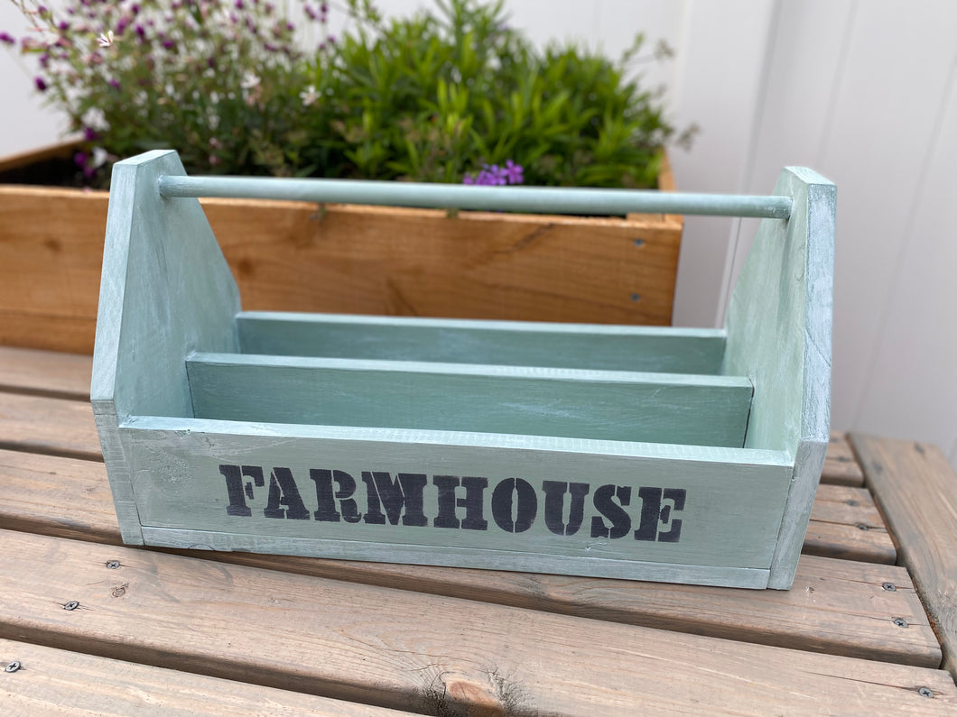 Farmhouse Tote
