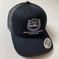 Hat Trucker Black HUOA