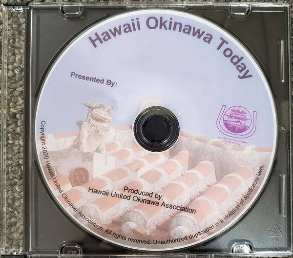 Hawaii Okinawa Today DVD 2019 Episodes