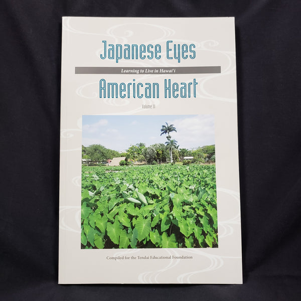 Japanese Eyes American Heart