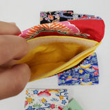 Mini Wallet (asst prints)