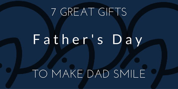 7 Great Running Gifts to Make Dad Smile on Father's Day